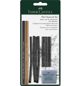 Pitt Charcoal Set
