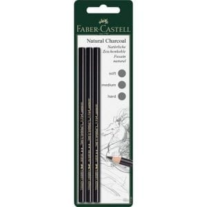 Natural Charcoal Pencils