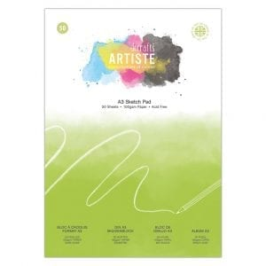 A3 Sketch Pad 100gsm 50 Sheets