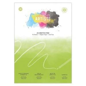 A4 Sketch Pad 100gsm 50 Sheets