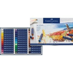 Box of 36 Creative Studio Oil Pastels-2