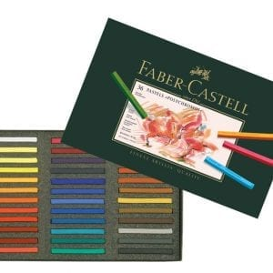 Box of 36 Polychromos Artists' Pastels-1