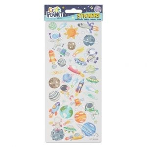 Fun Stickers - Outer Space