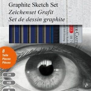 GRAPHITE SKETCH SET-1