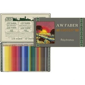 Limited Edition 111th Anniversary - Tin of 36 Polychromos Artists' Pencils 3