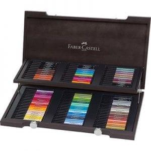 PITT Artist Pen Wooden Box of 90 Pens