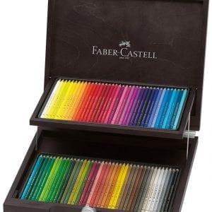 Polychromos Wooden Case of 72 pencils-1