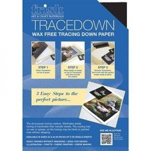 A4 Transfer Paper Sheets Assorted