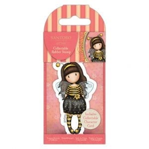Collectable Rubber Stamp - Santoro - No.66 – Bee-Loved