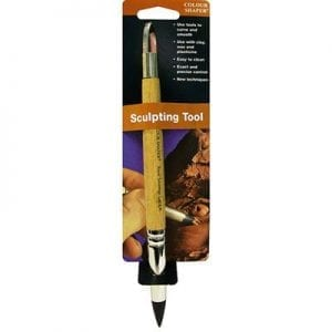 Double Ended Sculpting Tool Taper Point Size 10