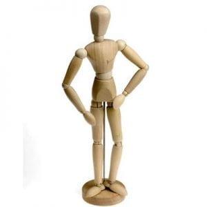 Lay Figure Male 300mm